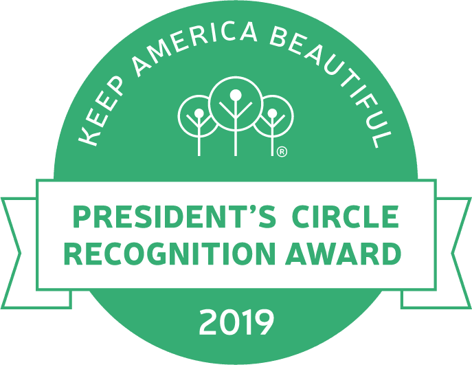 2019 Presidents Circle Recognition Award